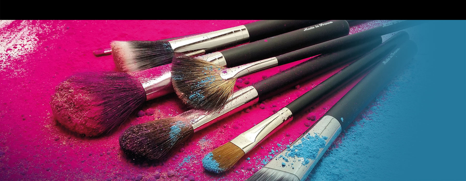 Raphael make-up brushes