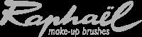 Raphael make-up brushes